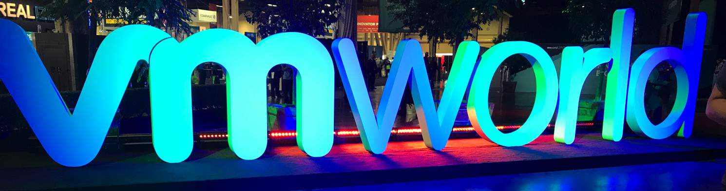 Highlights from My First VMworld