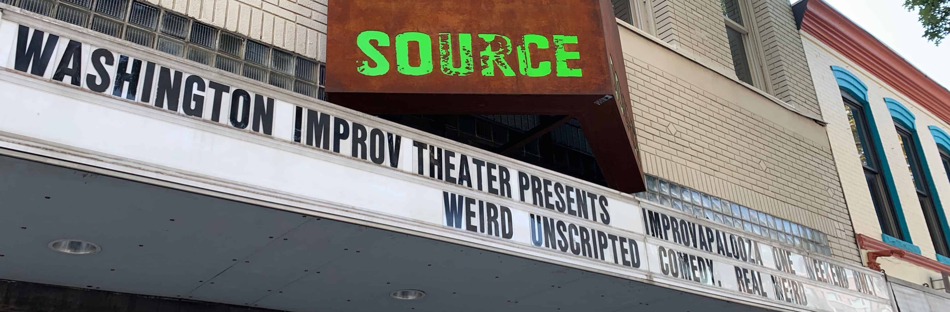 Weekend at the Improv